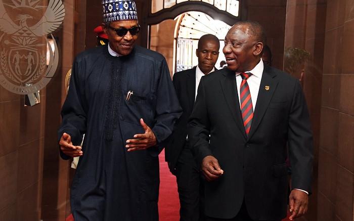 Ramaphosa: Xenofobiese geweld verteenwoordig nie waardes van SA of Nigerië nie - EWN