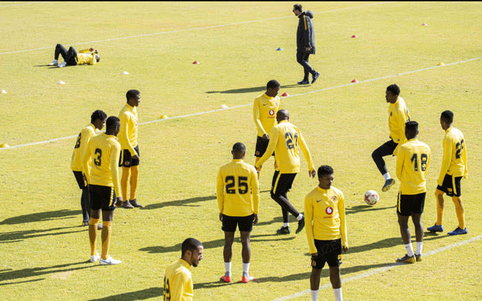 Desperate Chiefs, successful Sundowns eye South African title - EWN