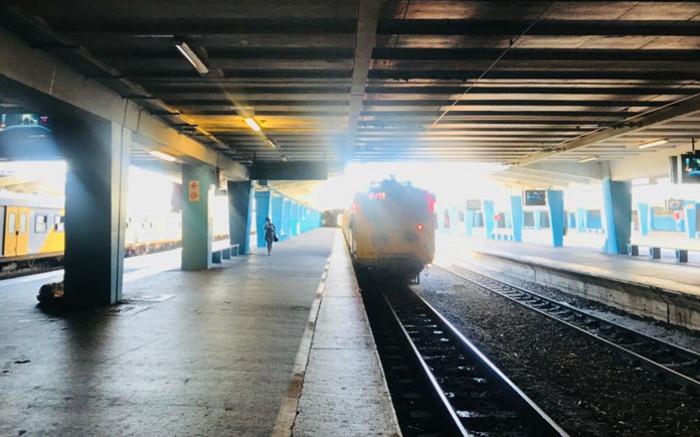Prasa verminder koste van treinbrand in Somerset-Wes - EWN