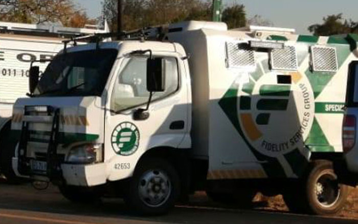 Fidelity concerned about spike in cash-in-transit heists in last 6 weeks - EWN