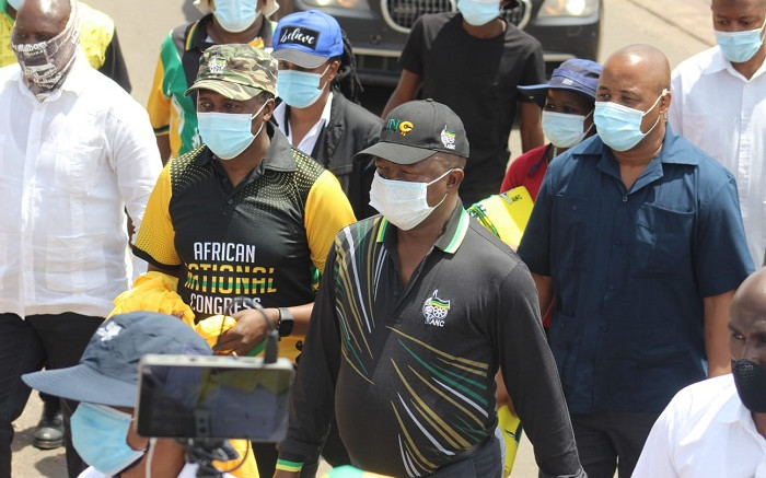 ANC to investigate claims of candidate list tampering in KZN - Mabuza - Eyewitness News