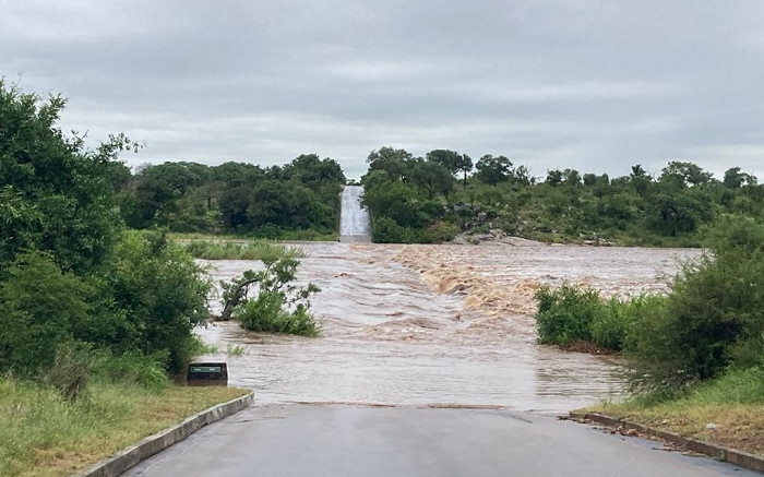 GALLERY: Storm Eloise batters Kruger National Park - Eyewitness News