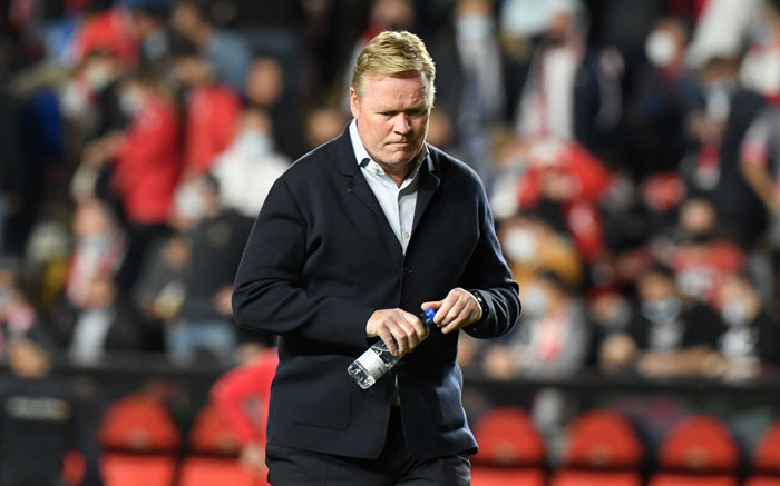Koeman sacked as Barcelona coach with Xavi the favourite to come in