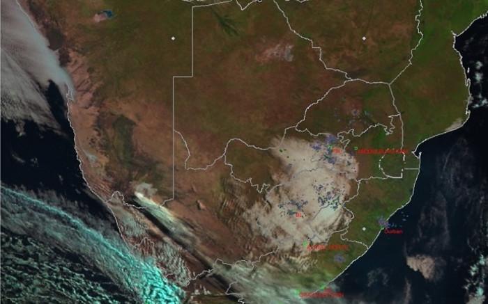Joburg EMS on high alert as cold front approaches Gauteng - EWN