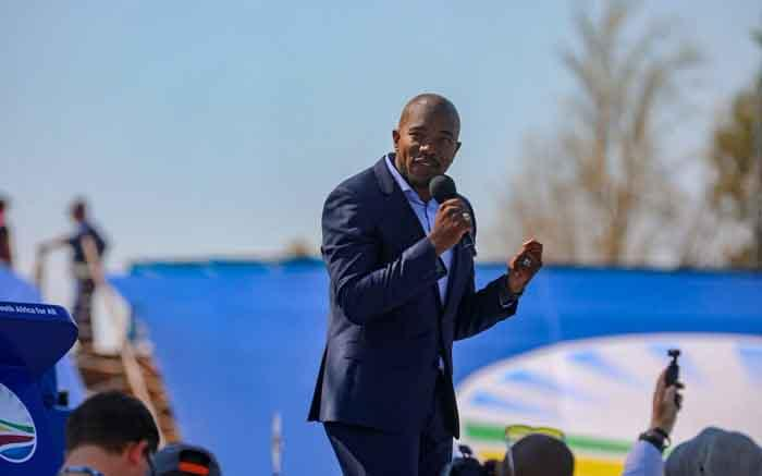 Maimane: Guptas en Zuma was nie die eerste - of laaste - om die staat te vang nie - EWN