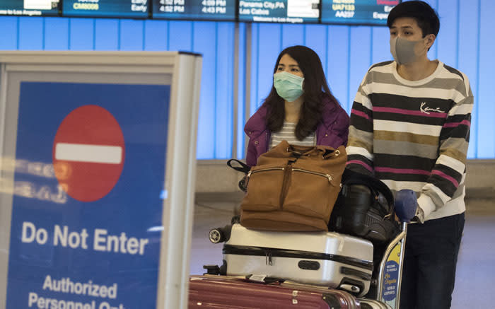 Foreigners flown out of China virus epicentre, death toll hits 132 - Eyewitness News