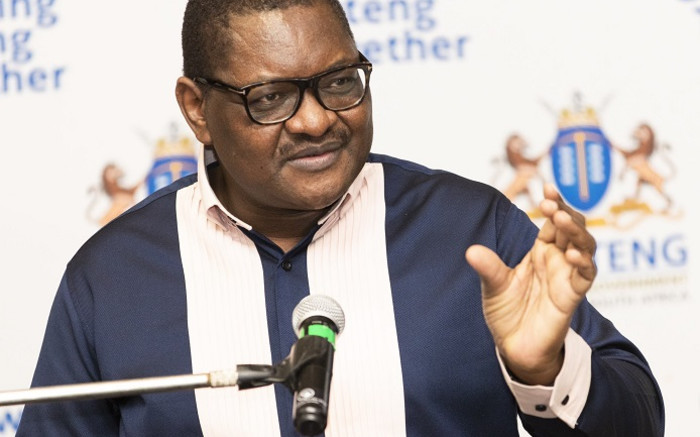 Gauteng's Makhura holds consultations ahead of all-important COVID-19 talks - EWN