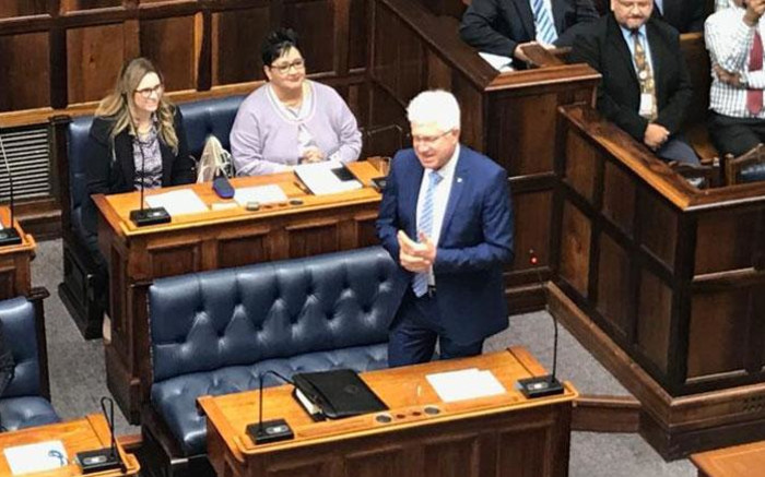 Safety, jobs and renewable energy expected to dominate Winde's Sopa - Eyewitness News