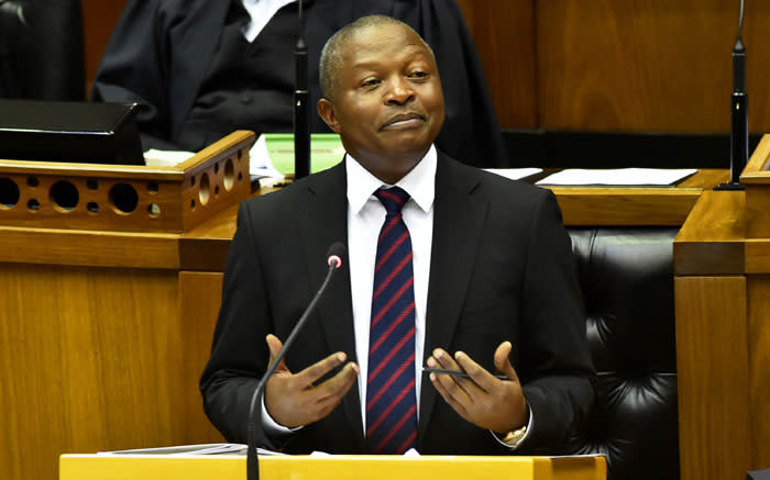 Revolution talk: EFF tells Mabuza to brush up on 4IR - EWN