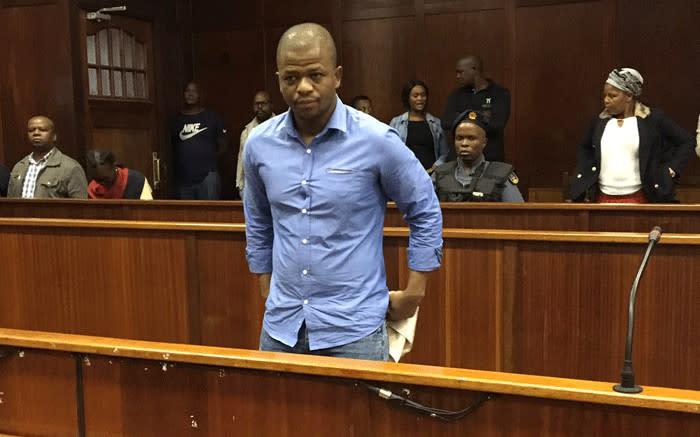 Murderer Thembinkosi Ngcobo sentenced to life in prison - Eyewitness News