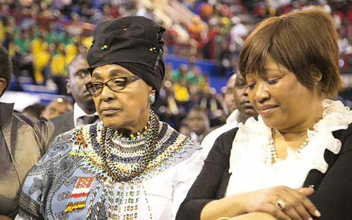 QONDILE KHEDAMA: A tribute to the late Zindzi Mandela-Hlongwane - EWN