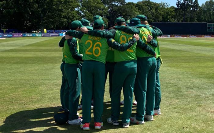 South Africa square Ireland ODI series - Eyewitness News