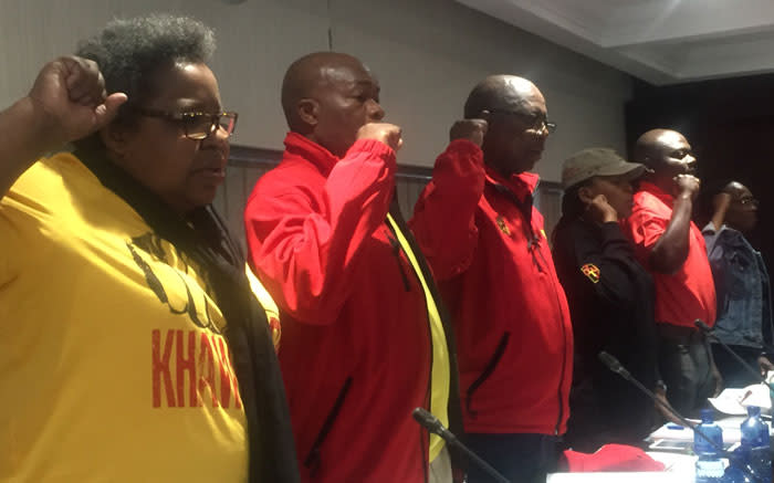 Cosatu condemns violence among Lonmin miners after 15 deaths - EWN