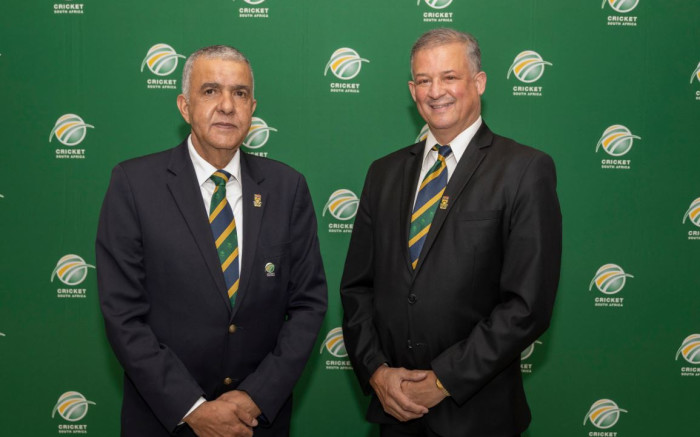 Richards and May to lead Cricket South Africa - Eyewitness News