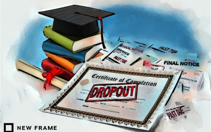 Porous funding policy sees students falling through the cracks