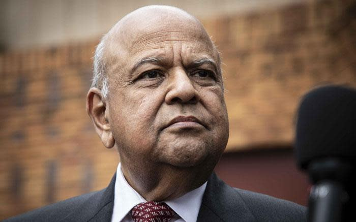 Gordhan welcomes ConCourt ruling on Sars rogue unit interdict - EWN
