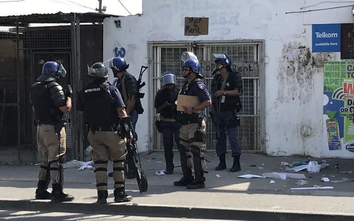 2 gedood in Samora Machel-onrus - EWN