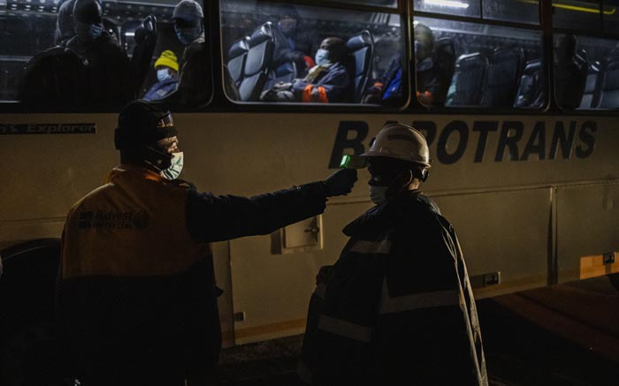 Mining companies cannot retrench workers with comorbidities - DMRE - EWN