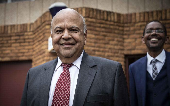 Sars 'rogue unit' report: EFF, Mkhwebane lose ConCourt appeal against Gordhan - EWN