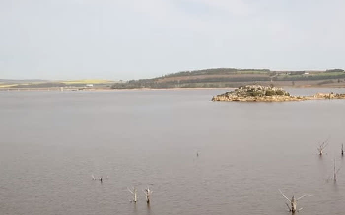 Turnaround in Theewaterskloof dam level described as 'incredible' - Eyewitness News
