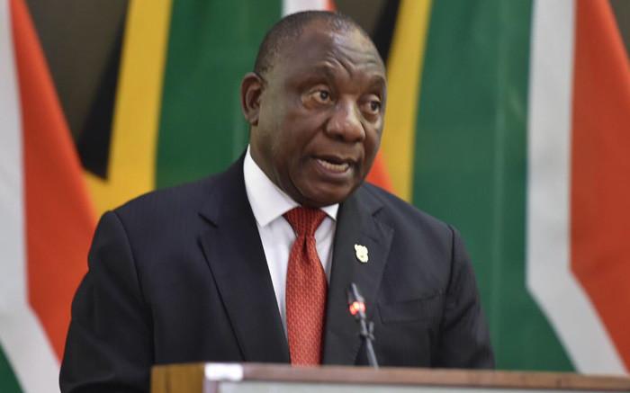 Ramaphosa calls for extraordinary action to jump-start SA economy - Eyewitness News