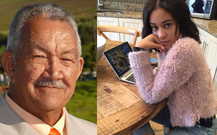 Second suspect arrested for murders of Jesse Hess, her grandfather - EWN