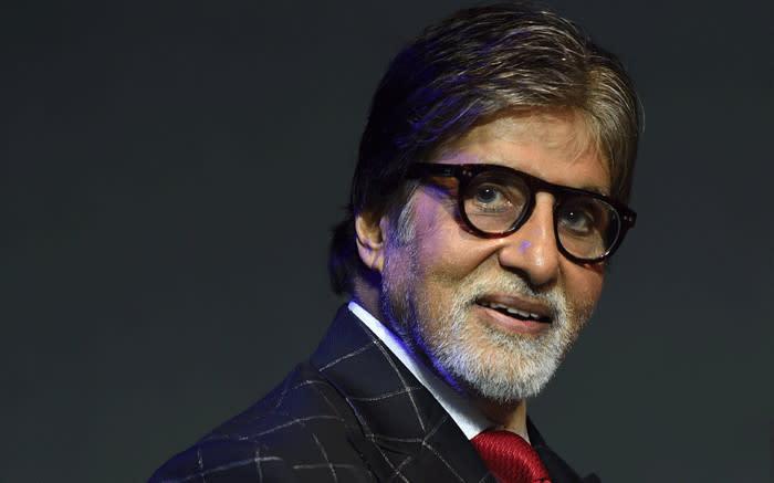 Bollywood megastar Amitabh Bachchan hospitalised with COVID-19 - EWN