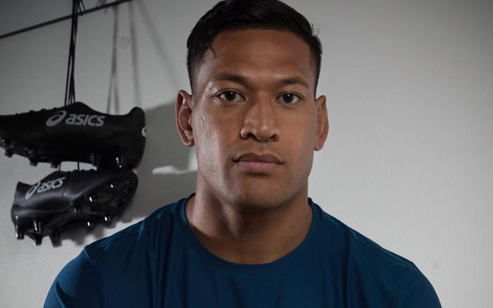 Controversial Aussie star Folau signs for French club, sparks outrage - Eyewitness News