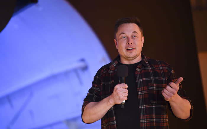 Tesla's Musk approaches a $1.8 billion bonanza - EWN