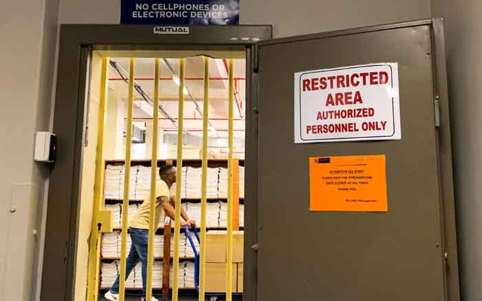 Vault of dreams: How matric exam papers are kept under lock and key - EWN