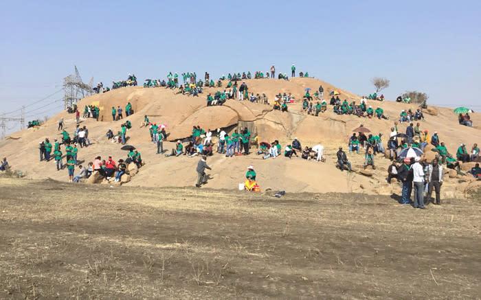 Mathunjwa: Marikana-tragedie het werknemers se oë oopgemaak vir hul uitbuiting - EWN