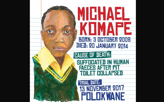 Education Dept refutes claims it was insensitive towards Michael Komape's family - Eyewitness News