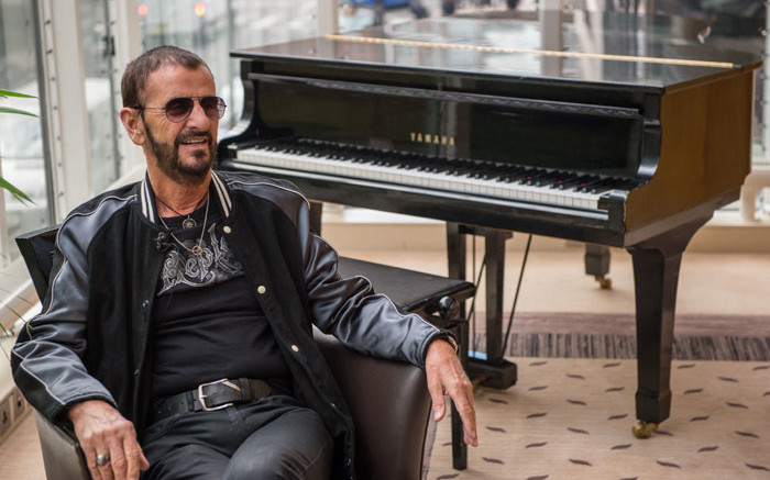 Ringo marks 80th at online gig with Beatles hits, celebrity tributes - EWN