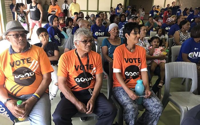 More than a dozen CT GOOD members ditch party for the DA - EWN