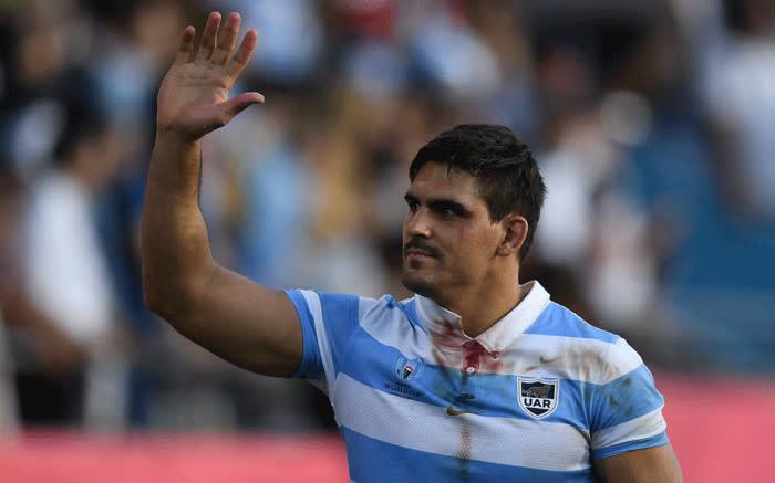 Argentina dump rugby captain Matera over 'xenophobic' posts - Eyewitness News