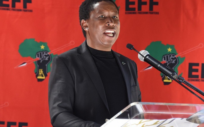 Malema: Rape, GBV, the abuse of children should be crimes against the state - EWN