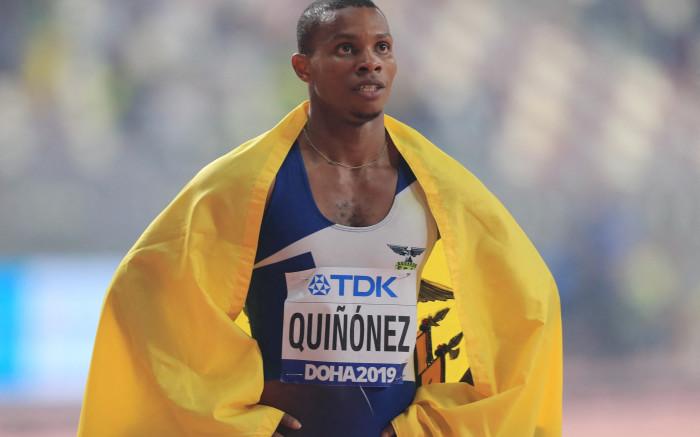 Ecuadorian Olympic sprinter Alex Quinonez shot dead - Eyewitness News