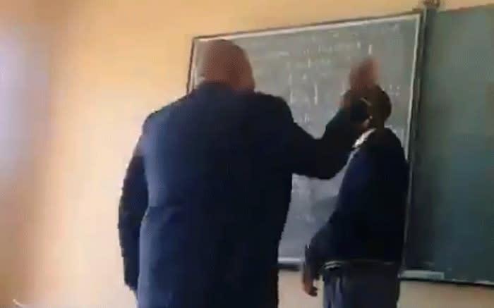 Limpopo Education Dept slaan onderwysers verfilm en klap leerlinge - EWN