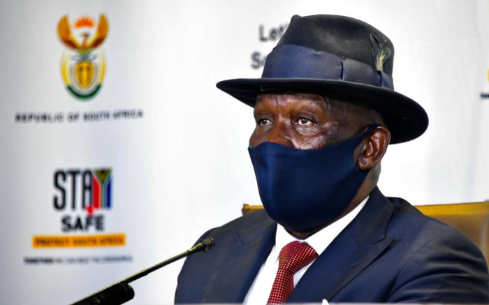 Cele pessimistic on SA's chances of defeating GBV, femicide - Eyewitness News