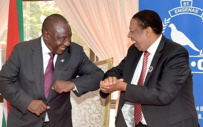 Ramaphosa meets with ZCC leaders to discuss response to COVID-19 - EWN