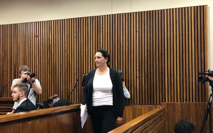 Racist Vicki Momberg in hiding after failure to turn herself in to police - EWN