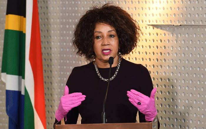 139 officials found guilty of corruption after disciplinary action � Sisulu - EWN