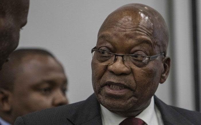 Zuma loses appeal against Hanekom defamation decision - EWN