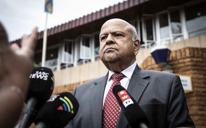 Gordhan urges unions to work with SAA management to end strike - EWN