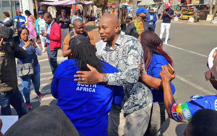 Op Erfenisdag vra Maimane 'n verenigde Suid-Afrika - EWN