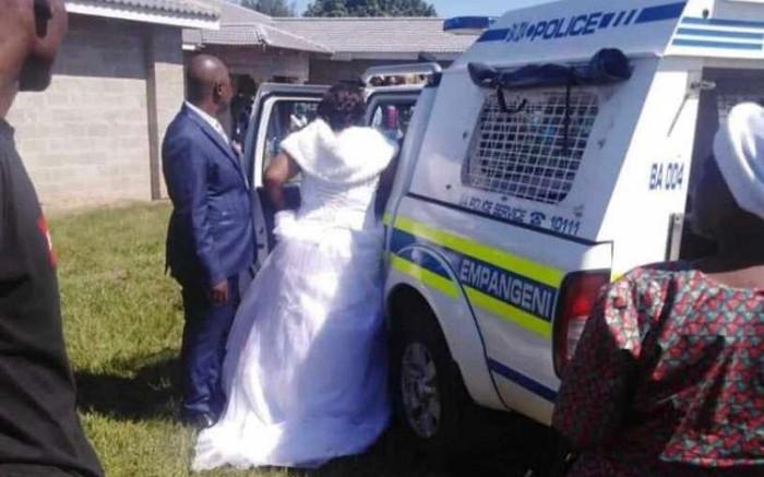 50 wedding-goers arrested in KZN for violating lockdown regulations - EWN