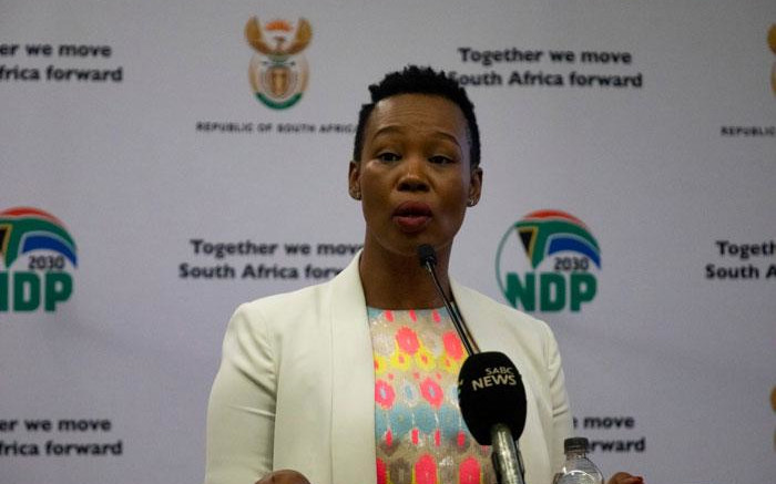 Ndabeni-Abrahams determined to find amicable solution to SABC problems - Eyewitness News