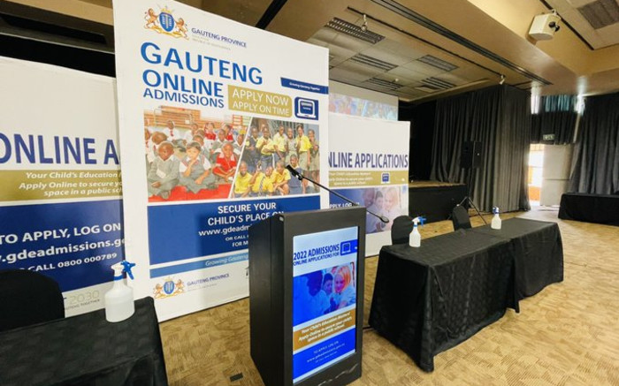 The Gauteng education department on Sunday, 01 August 2021 announced changes to its online learner application system. Pitcure: Twitter/@EducationGP1
