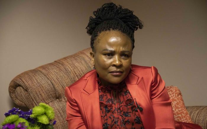 Presidensie: Dit is net regverdig dat Mkhwebane weerhou om die verslag van Bosasa openbaar te maak - EWN