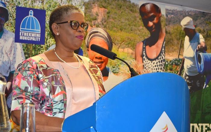 KZN ANC is naby die besluit oor die lot van geskorste Gumede-ondersteuners - EWN